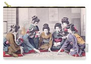 Geishas Carry-all Pouch