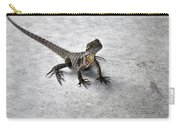 Gekko In Galapagos Carry-all Pouch