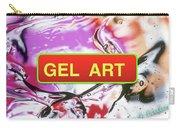 Gel Art #1 Carry-all Pouch