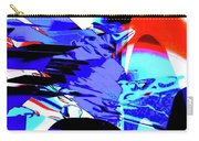 Blue Narcissus Carry-all Pouch
