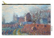 Gelee Blanche Carry-all Pouch by Alfred Sisley