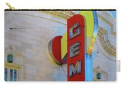 Gem Theater  Carry-all Pouch