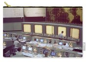 Gemini Mission Control Carry-all Pouch by Nasa/Science Source