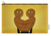 Gemini. Self-portrait Carry-all Pouch