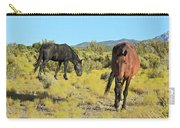 Gems Of Cold Creek Carry-all Pouch