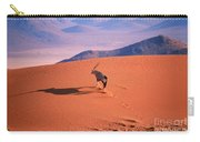 Gemsbok Carry-all Pouch