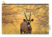 Gemsbok Standoff Carry-all Pouch