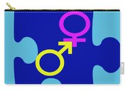 Gender Conundrum Carry-all Pouch