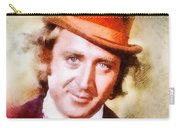 Gene Wilder, Vintage Actor Carry-all Pouch