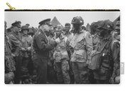 General Eisenhower On D-day  Carry-all Pouch by War Is Hell Store