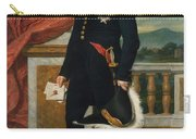 General Etienne  Maurice Gerard Jacques  Louis David  1816 Carry-all Pouch