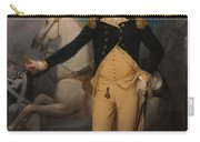 General George Washington At Trenton Carry-all Pouch