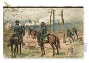 General Grant, Battle Of Shiloh, 1862 Carry-all Pouch