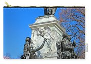 General Lafayette Memorial In Lafayette Square Carry-all Pouch