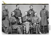 General Sherman And His Staff  Carry-all Pouch