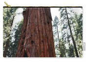 General Sherman Tree Portrait Carry-all Pouch