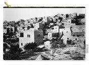 General View Of Bethlehem 1800s Carry-all Pouch