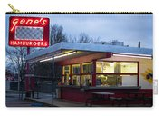 Gene's Drive In Carry-all Pouch