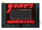 Gene's Hamburgers  Carry-all Pouch