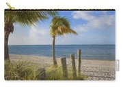 Gentle Breeze At The Beach Carry-all Pouch