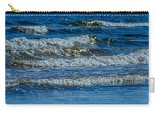 Gentle Roll Of The Waves Carry-all Pouch