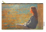 Gentle Sunshine Carry-all Pouch