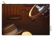 Gentleman's Hat Carry-all Pouch