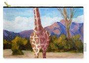 Geoffrey Giraffe Carry-all Pouch