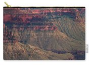 Geological Formations North Rim Grand Canyon National Park Arizona Carry-all Pouch