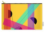Geometric Art 419 Carry-all Pouch