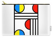Geometric Art 429 Carry-all Pouch