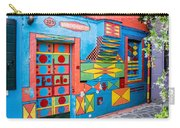 Geometric Art In Burano Carry-all Pouch
