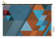 Geometric Beginnings Carry-all Pouch