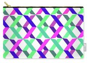 Geometric Crosses Carry-all Pouch