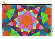 Geometric Pattern 1 Carry-all Pouch