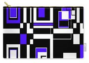 Geometric Pizazz 5 Carry-all Pouch