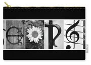 George Alphabet Art Carry-all Pouch