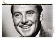 George Brent, Vintage Actor Carry-all Pouch