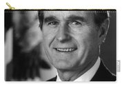 George Bush Sr Carry-all Pouch