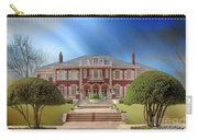 George C Greer House  Carry-all Pouch