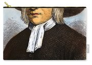George Fox, 1624-1691 Carry-all Pouch