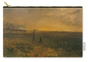 George Fuller   Twilight On The Prairie Carry-all Pouch