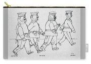 George Grosz 151 George Grosz Carry-all Pouch