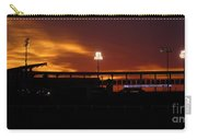 George M Steinbrenner Field Carry-all Pouch by David Lee Thompson