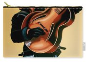 George Michael Painting Carry-all Pouch