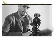 George Orwell (1903-1950) Carry-all Pouch