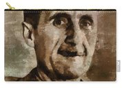 George Orwell Author Carry-all Pouch