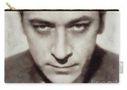 George Raft, Vintage Actor Carry-all Pouch