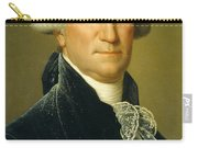 George Washington, 1795 Carry-all Pouch