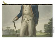George Washington, 1859 Carry-all Pouch